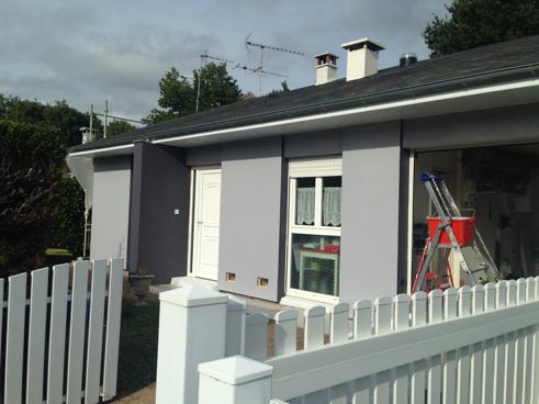 R novation de fa ade al entreprise for Entreprise renovation facade